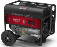 Бензиновый генератор Briggs&Stratton Sprint 6200А - 45 990 руб.