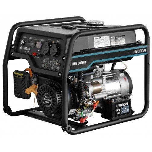 Бензиновый генератор Hyundai HHY 3020FЕ.jpg